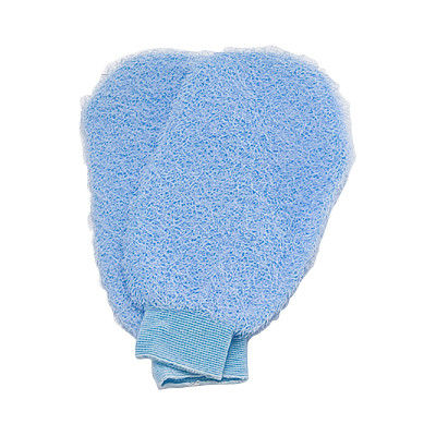 22x12 cm PP Deep Exfoliating Mitt Scrubbing Gloves For Body