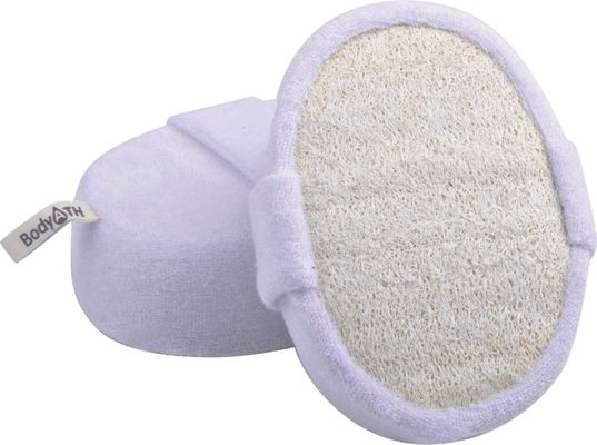 Natural Bath Scrubber Loofah Luffa Loofa Sponge For Bath / Shower Scrub
